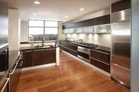 Blur Loft Kitchen, Milwaukee, by Johnsen Schmaling Architects