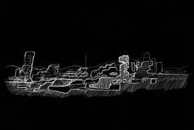 The First Vitruvian Landscape