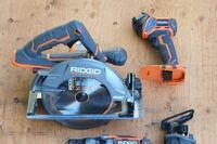 Ridgid Gen5X Combo Kit