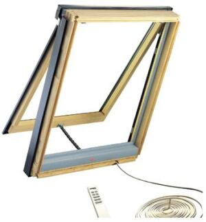 SUN SCREEN: The company's line of skylights includes electric and manual venting as well  as fixed units for a variety of applications. The Energy Star–rated  products offer simple installation, energy-efficient glazing, and sun screening  options. A wide selection of sizes is available. Velux America. 800-283-2831. www.veluxusa.com. Circle no. 111.