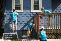 Valspar, Chicago Fire Team with Habitat on West Pullman Neighborhood Project