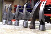 Hammer Debate: Titanium vs. Steel