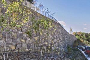 Smith-Midland Completes Precast Wall