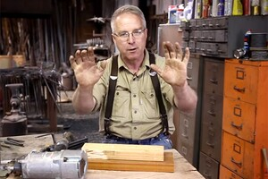 How Not to Use a Framing Nailer