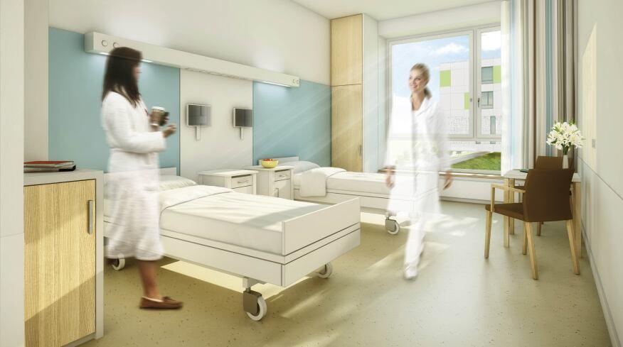 University Klinikum of Schleswig-Holstein, BAM/VAMED, Schleswig-Holstein, Germany