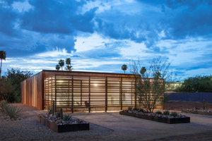 Water-Wise Landscaping Creates a Modern Desert Oasis