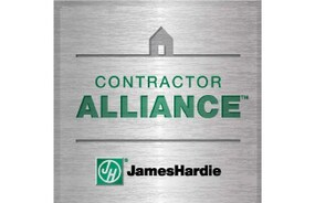 The James Hardie Contractor Alliance™ Program Introductory Brochure