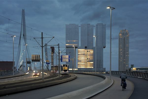 """De Rotterdam."" 2014 Sony World Photography Awards 3rd Place for Netherlands National Award."