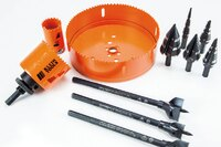 Holemaking Product Line from Klein Tools