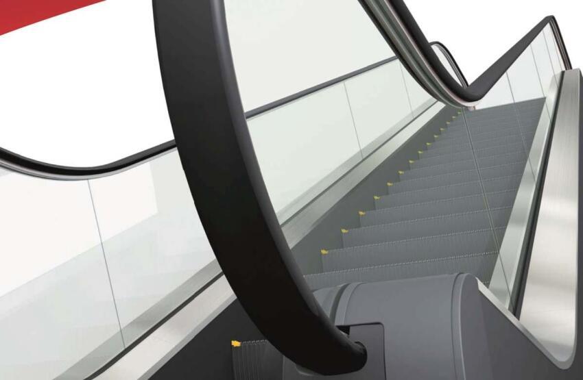Series Z escalator from Mitsubishi
