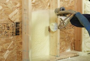 Icynenedeveloped an open-cell spray-foam insulation that can be used without an ignition barrier in residential projects, including unvented attics. The Classic Max adds ignition-barrier-free qualifications to the company's flagship 100% water-blown, vapor-permeable, light-density, soft Classic product that yields an R-value of 3.7. Icynene, www.icynene.com; 800.758.7325.