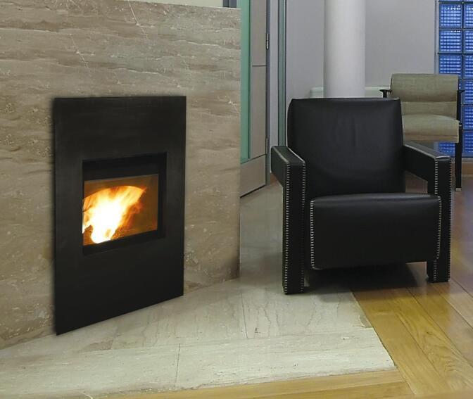 QuadraFire Edge 60 Pellet Fireplace