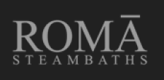 Roma Steam Bath Logo