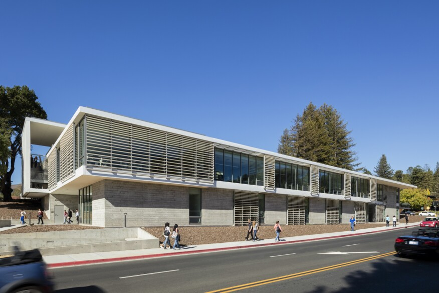 College of Marin, Kentfield, California
