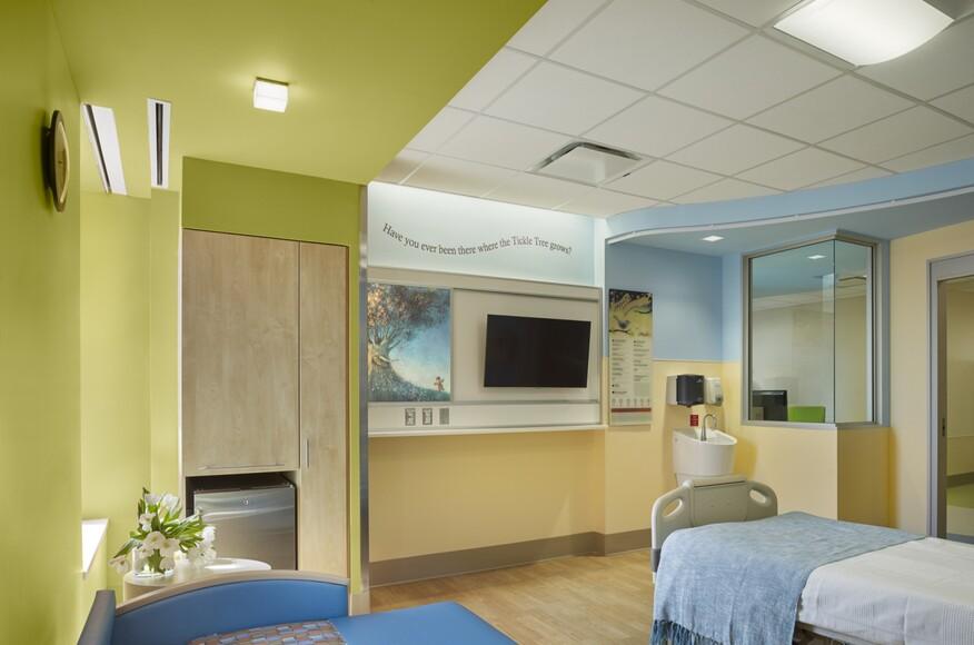 Children S Hospital Of New York Pediatric Intensive Care