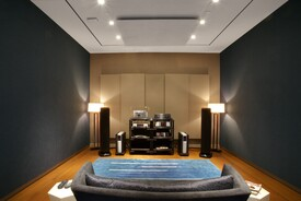FINE TUNING HARMAN INTERNATIONAL'S AUDIOPHILE LISTENING ROOM