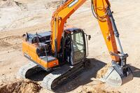 Crawler Excavators from Doosan