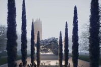 National Holocaust Memorial and Learning Centre (Anish Kapoor and Zaha Hadid Architects)