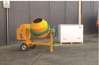 Lino Sella World's Cement Mixer In a Box
