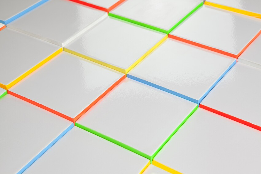 Six Ceramic Tiles to Brighten Floors and Walls