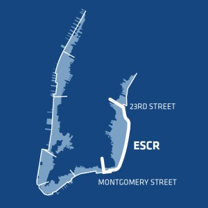 Scope of the East Side Coastal Resiliency project