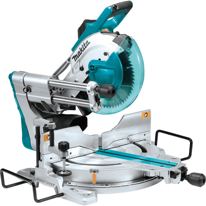 Makita Ls1019l Miter Saw Tools Of The Trade Miter Saws