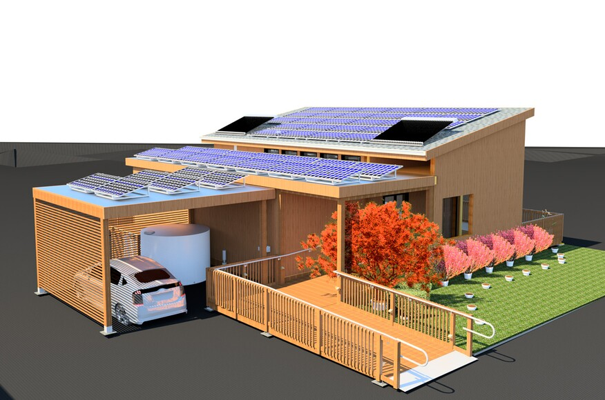 2015 solar decathlon alf house architect magazine for Solar decathlon 2015