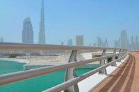 Bridge barrier system