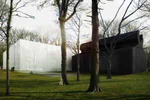 Thomas Phifer Reveals His Final Design for the Corning Museum of Glass
