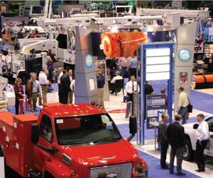 The Work Truck Show provides the opportunity to research new bodies, equipment, and components from several manufacturers in a single location.