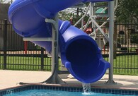 Vortex Slide.  Serious Fun.  Serious Revenue.