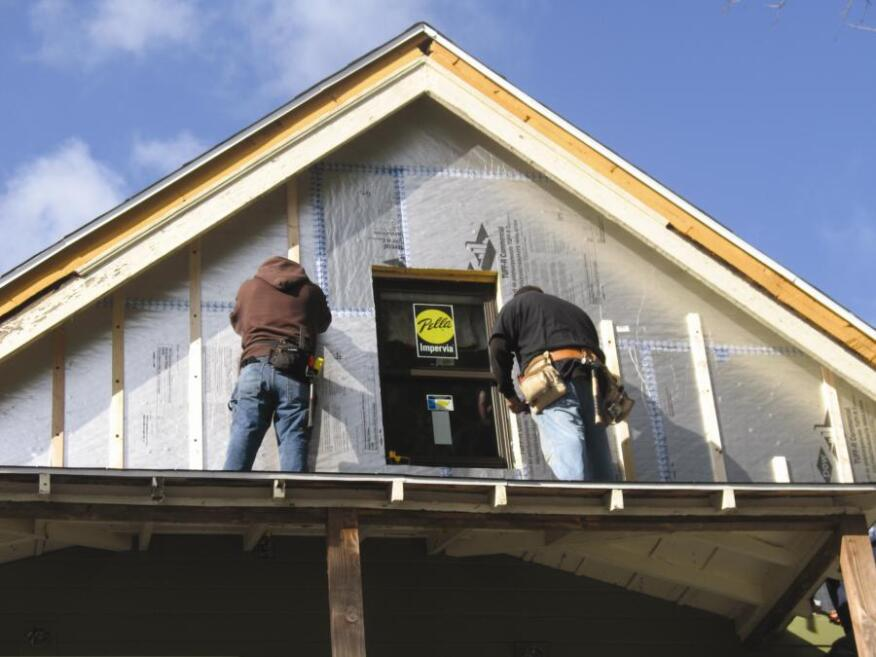 Super Insulated House Remodeling Energy Efficient