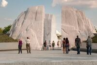 On the MLK Memorial: Yolande Daniels