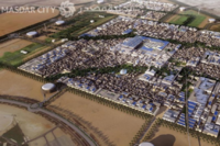 The Sustainable City of the Future is in the Middle East
