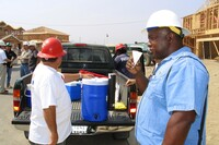 Working Safely in Hot Weather