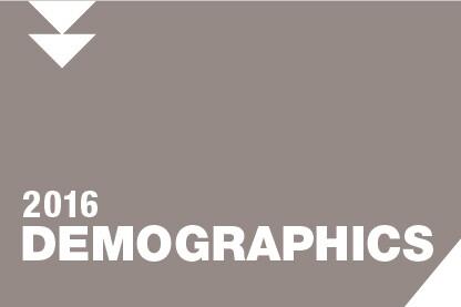 Demographics Honorees