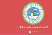 The Nation's 10 Most-Livable Downtowns