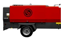 New portable diesel compressor  from Chicago Pneumatic