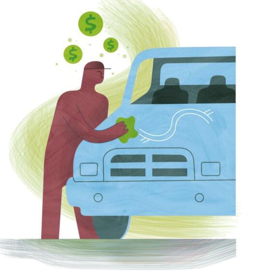One Way to Ensure Employee Vehicle Upkeep and Maintenance