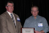 Ohlmann Honored as Nebraska Lumber Dealer of the Year