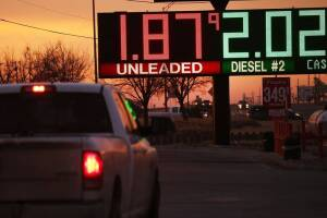 Where are all the gas pump savings going?