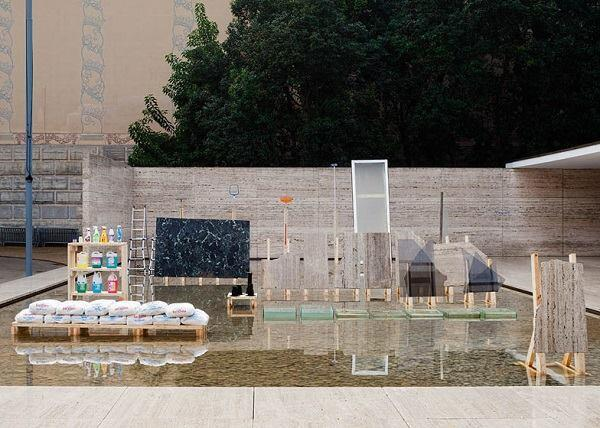 """Andrés Jaque, """"Phantom. Mies as Rendered Society"""""""