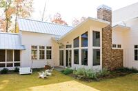 Case Study: Green, Modern Farmhouse in Alabama