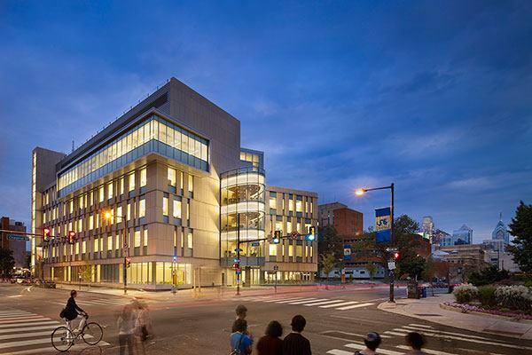Papadakis Integrated Sciences Building at Drexel University, Philadelphia
