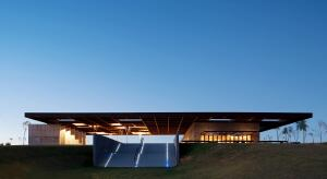 Alphaville Brasilia Welcome Center by Rocco, Vidal + arquitetos