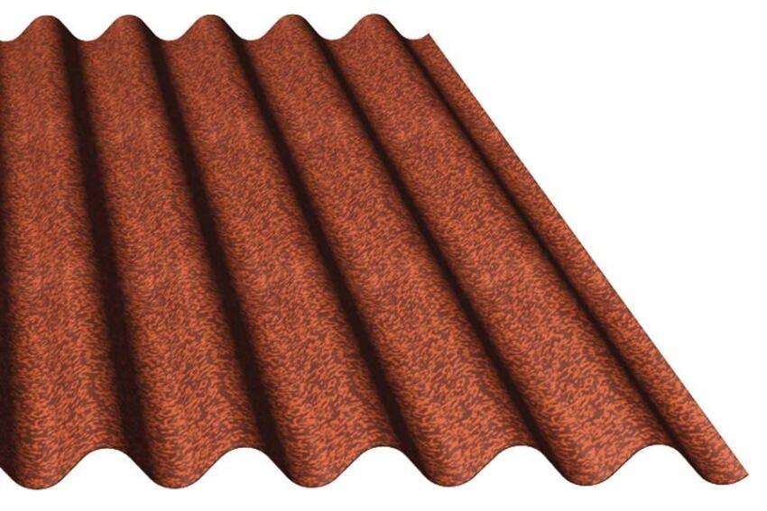 ASC Building Products Country Rustic Corrugated