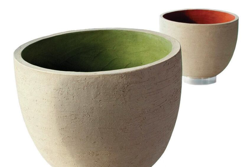 Outdoor Planters by Atelier Vierkant