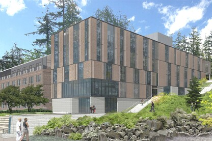 UW Bothell Phase 3 Academic Science Building