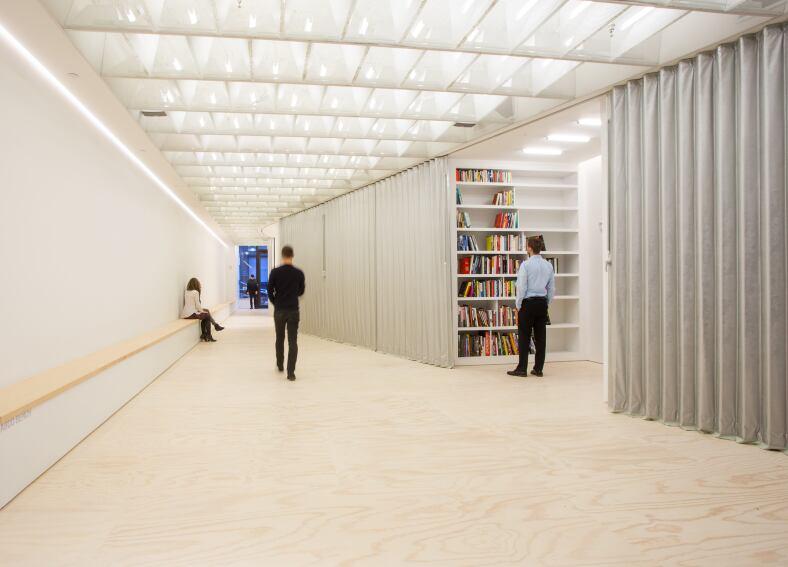 Van Alen Institute New York Unveils a New Street-Level Addition