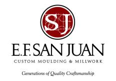 E. F. San Juan Logo